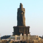 Tiruvalluvar_statue_LIC